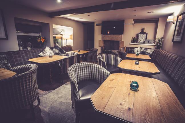 The Gate Inn Tansley - Lounge