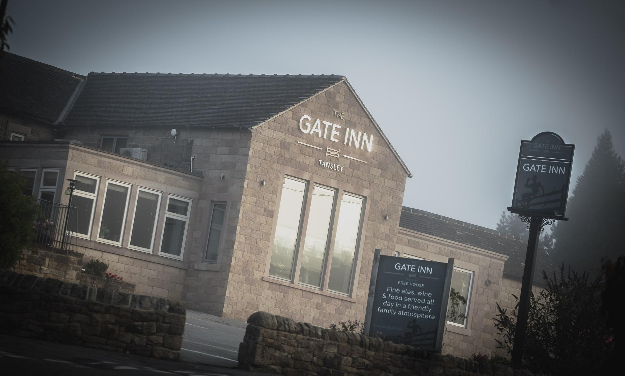 The Gate Inn Tansley