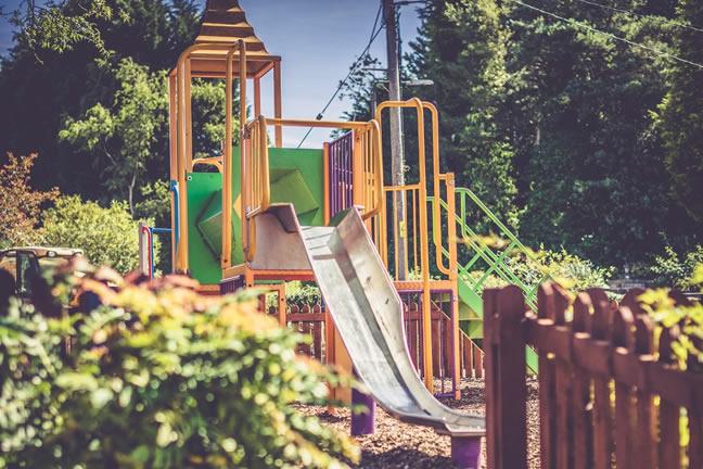 The Gate Inn Tansley - Play Area